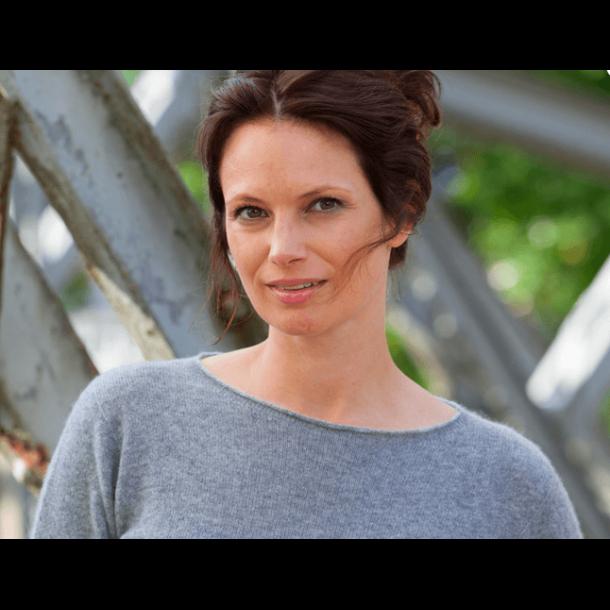 Bluse - Gorridsen, 100% cashmere,  model Luna, Reykjavik