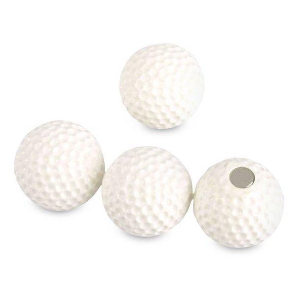 Magneter - Golfkugler - 4 stk