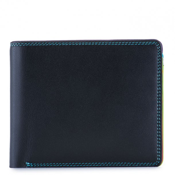 Mywalit herre pung - 8C/C Large Flap Wallet m/Britelite & RFID