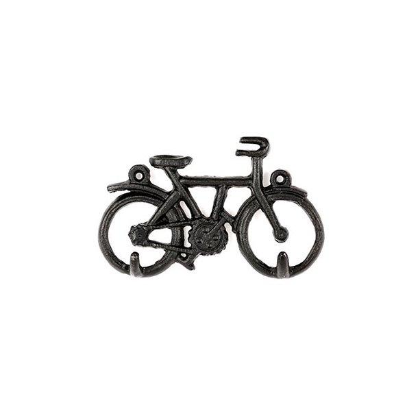 Knagerække - til fx cykelnøgler