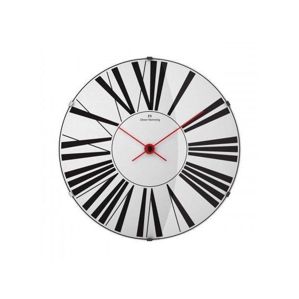Væg ur  - Oliver Hemming - 50 cm