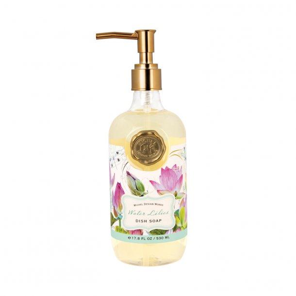 Opvaskemiddel med aloe - Engelsk luksus - Water Lilies