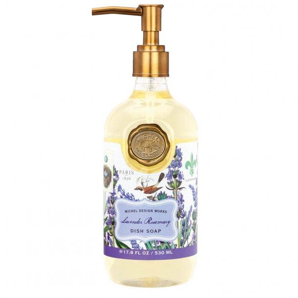 Opvaskemiddel med aloe - Engelsk luksus - Lavender Rosemary