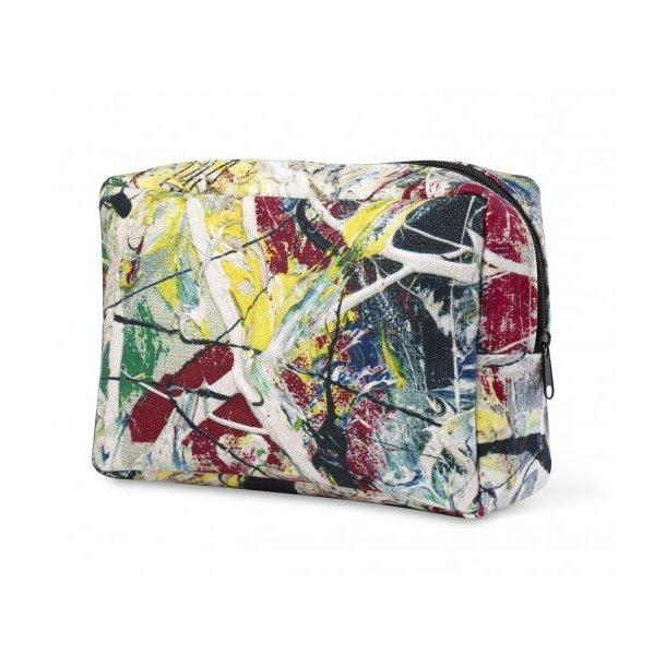 Toiletpung - MoMa Jackson Pollock - White Light