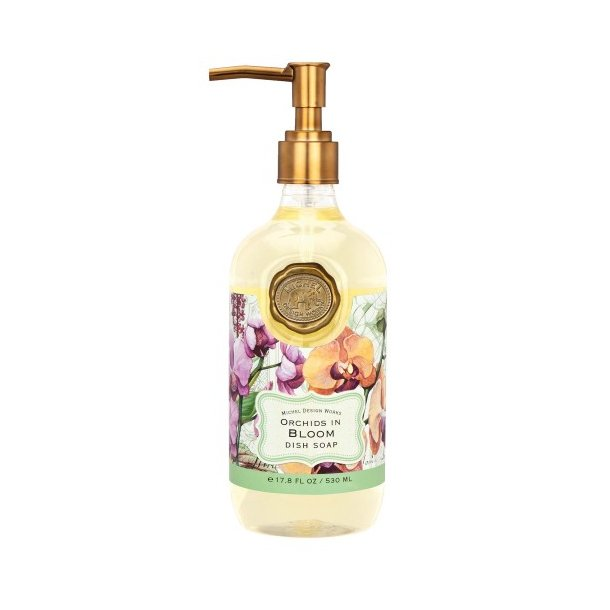 Opvaskemiddel – Dish Soap - Orchids in bloom