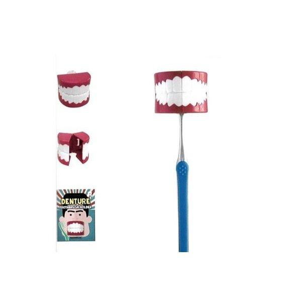 Tandbørsteholder - Glad gebis