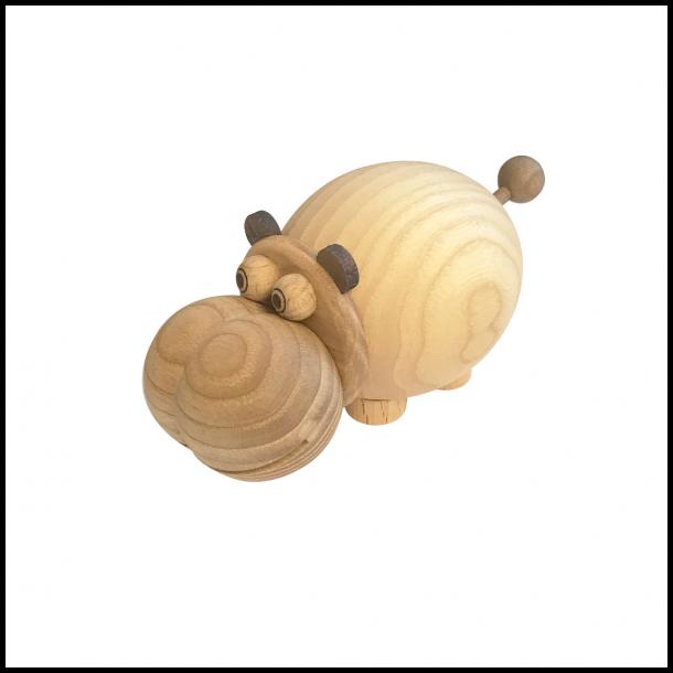 Tandfe - Mini Hippo - flodhest
